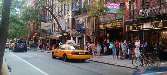 Une journée à Greenwich Village