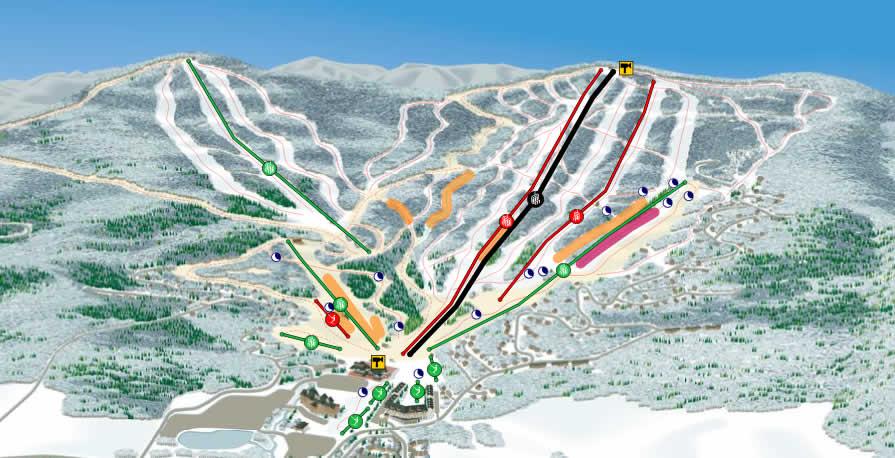 skier-neige-montage-pistes-ski-new-york-camel-back-map-windham