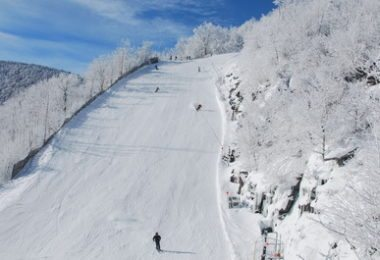 Skier à New York