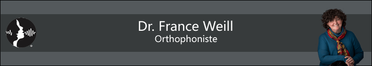 Dr. France Weill - Orthophoniste