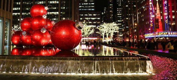 Faire son shopping de Noël à New York