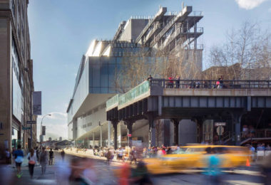 Le Whitney Museum of American Art