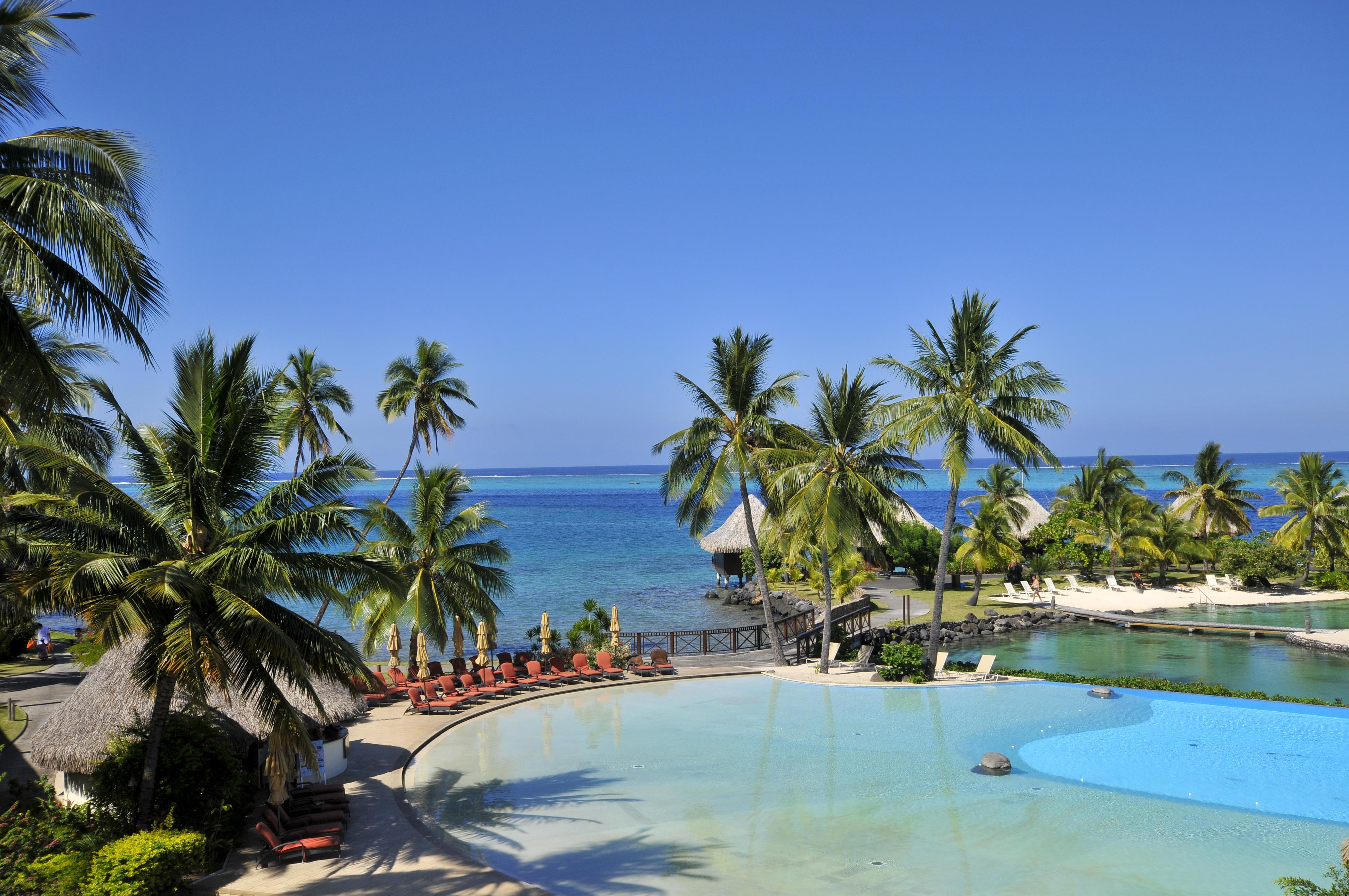 Vacances de rêve à Tahiti
