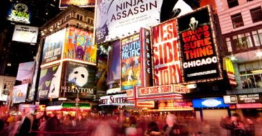 Assister a un spectacle à Broadway - Comédies musicales à NY