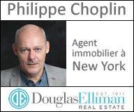 Philippe Choplin représente vos intérêts immobiliers à NYC