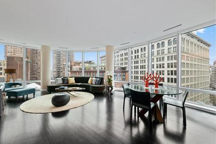 Vaste appartement aux vues spectaculaires à Greenwich Village