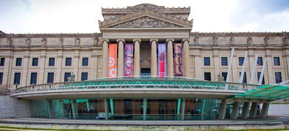 Le Brooklyn Museum, musée d'art à Brooklyn - Cultural Institutions Group