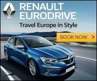 Une voiture neuve pour votre séjour en Europe ?