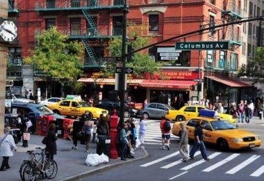 Les arrondissements de New York City