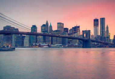 Découvrir le Brooklyn Bridge et le Brooklyn Bridge Park à NY - L'un des plus anciens ponts des Etats-Unis