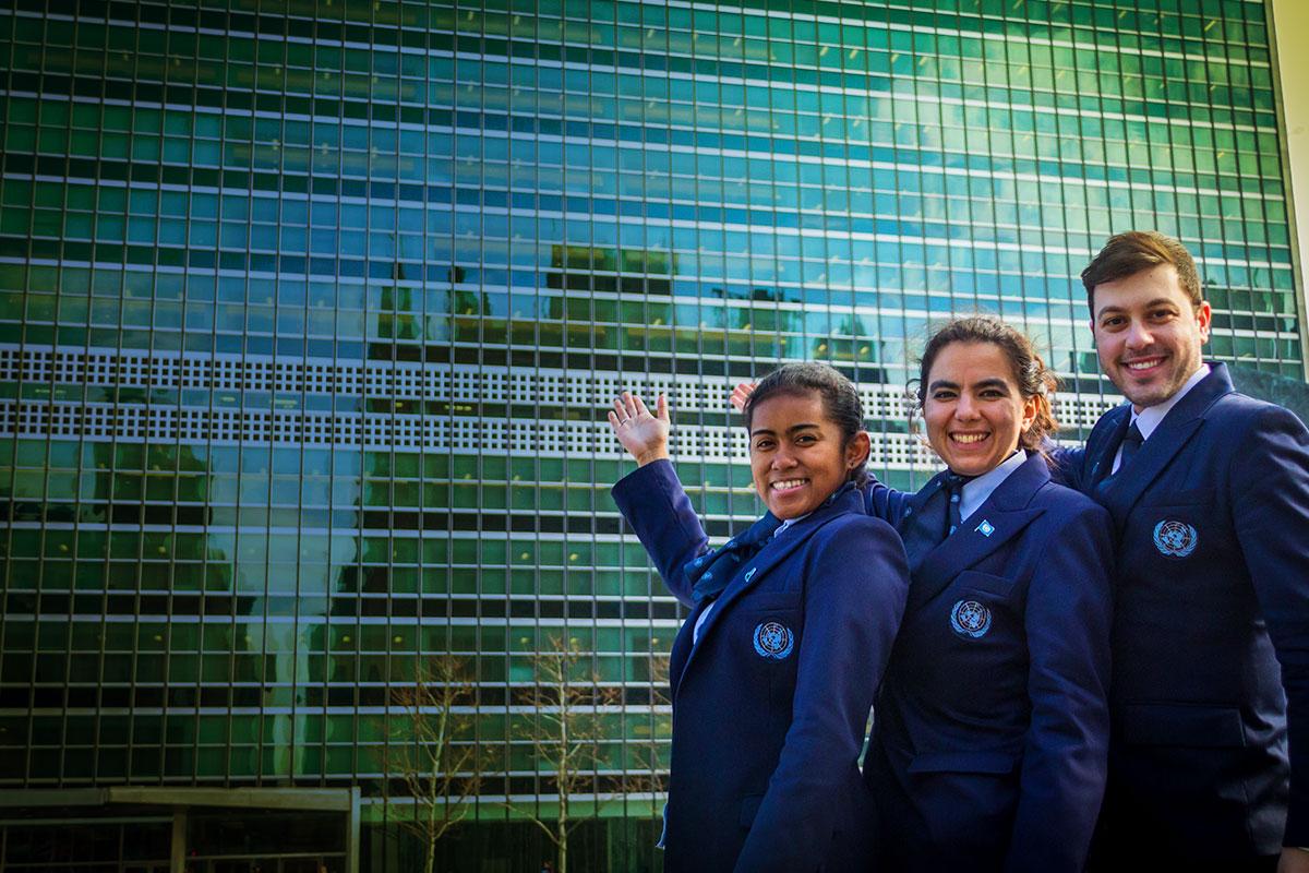 Visiter le siège de l'ONU à New York