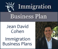 Jean David Cohen - Immigration Business plan