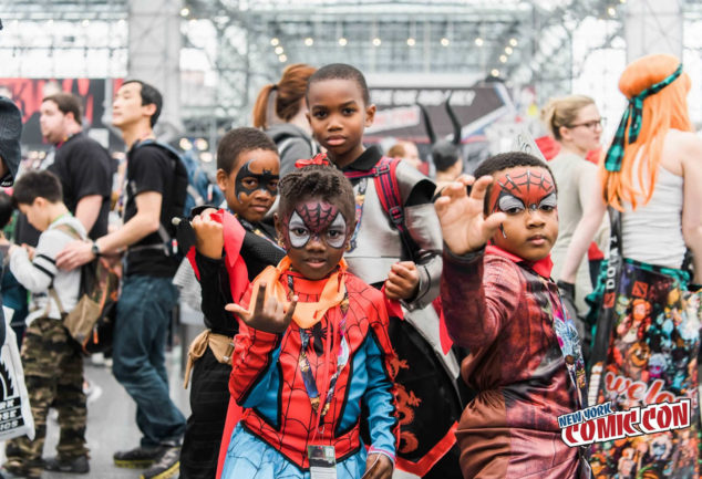 Le New York Comic Con