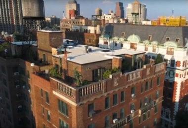 Un Manoir à New-York