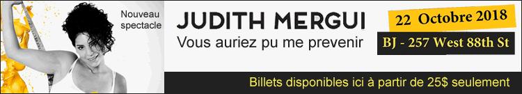 "Judith Mergui - ""Vous auriez pu me prévenir"" - banner"