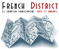 French District Publicité
