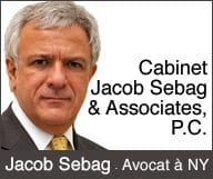 Jacob Sebag & Associates P.C.