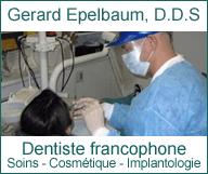Gérard Epelbaum, D.D.S.
