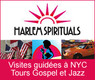 Harlem Spirituals – New York Visions