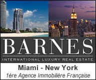 BARNES New York - Christophe BOURREAU