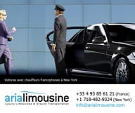 SoFrance Events & Transportation - Aria Limousine