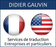 Didier Gauvin Traduction