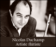 The French Music Institute – Nicolas Duchamp