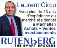 Laurent Circu - Rutenberg Realty New York