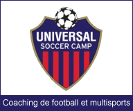 Universal Soccer Camps