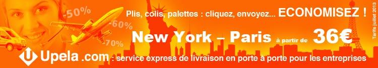 Upela -  transport express international