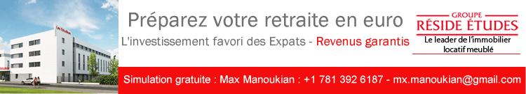 Réside Etudes Invest - Investissement Immobilier en France