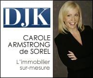 Carole Armstrong de Sorel