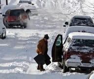 Le grand froid du Nord-Est américain