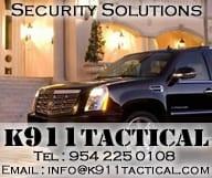 K911 TACTICAL Sécurité