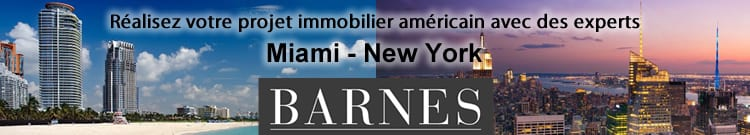 Barnes Immobilier New York