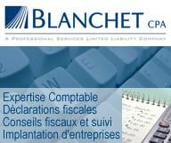 Le cabinet d'experts comptables Blanchet CPA, services de declarations fiscales, comptabilite et operations sur societes a New York et a Philadelphie