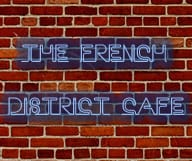 The French District Café