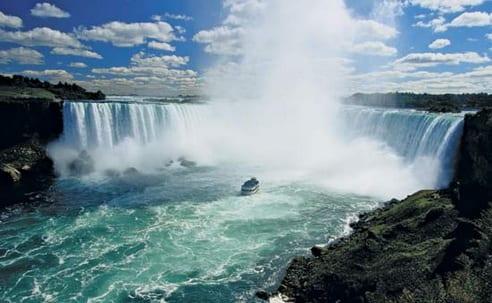 Une escapade aux chutes du Niagara