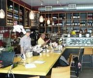 Café de style français à vendre