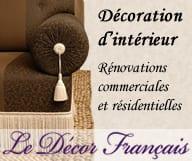 Le décor français est une boutique de décoration à Upper East Side qui propose tous les services de rénovation réalisés avec le savoir- faire français.