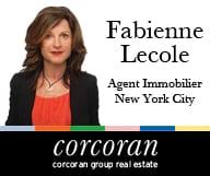 Fabienne Lecole est agent immobilier a New York, et  elle est specailiste de la clientele francophone