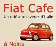Tous les jours, Fiat Café vous offre le dessert