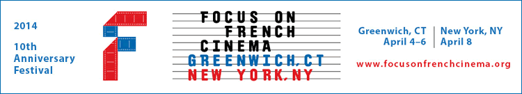 FOCUS ON FRENCH CINEMA 2014