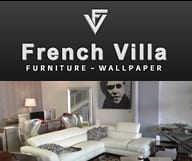 FRENCH VILLA Furniture & Wallpaper