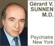 Gerard Sunnen, M.D., Psychiatre