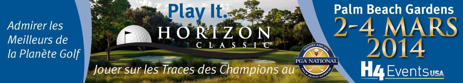 Horizon Classic H4Events USA