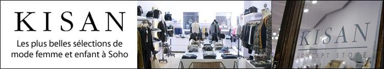 Kisan Concept Store Soho