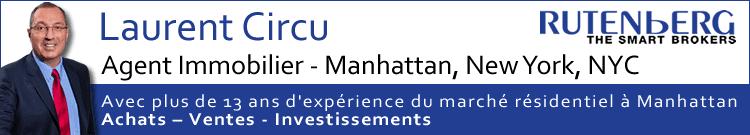 Laurent Circu - Agent immobilier français à New York