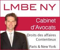 Laurent Deis, LMBE NY