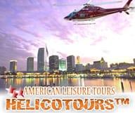 HELICO TOURS organise des tours en hélicoptères sur Miami et d'autres villes des Etats Unis.
